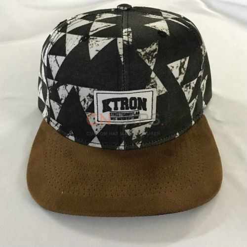 515d59485411e Custom Camouflage Snapback Caps Embroidery Flat Brim