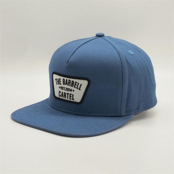 flat snapback cap
