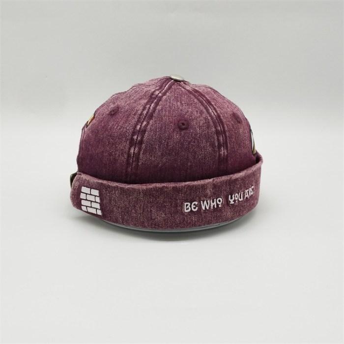 docker skull cap