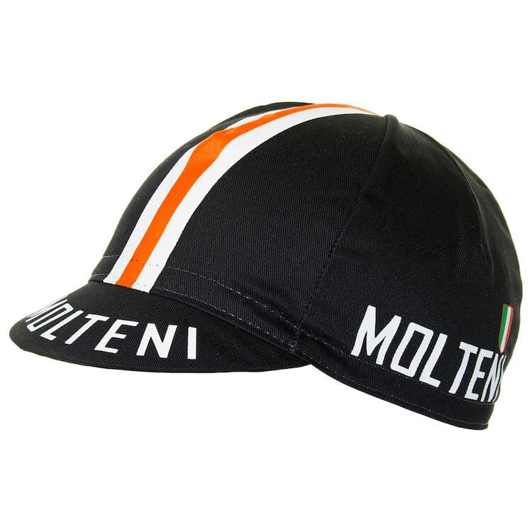 custom cycling cap