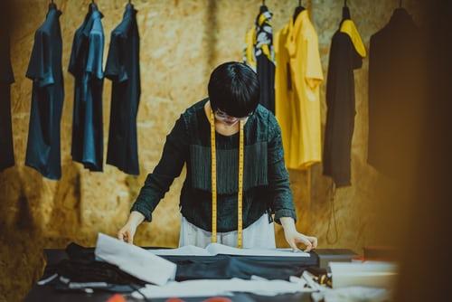 eco friendly green textiles