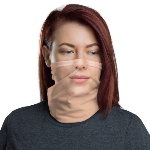 Face Neck Gaiter Face Mask for Women Neck Gaiter Face