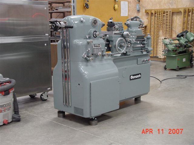 Monarch 10ee Lathe For Sale