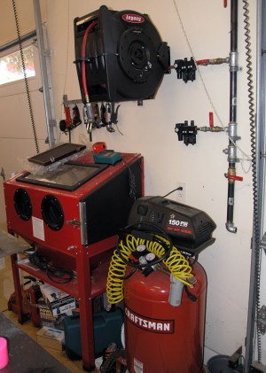 Shop Air Compressor System Design & Plumbing [Complete Guide]