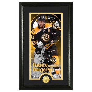 Boston Bruins Patrice Bergeron Highland Mint 12