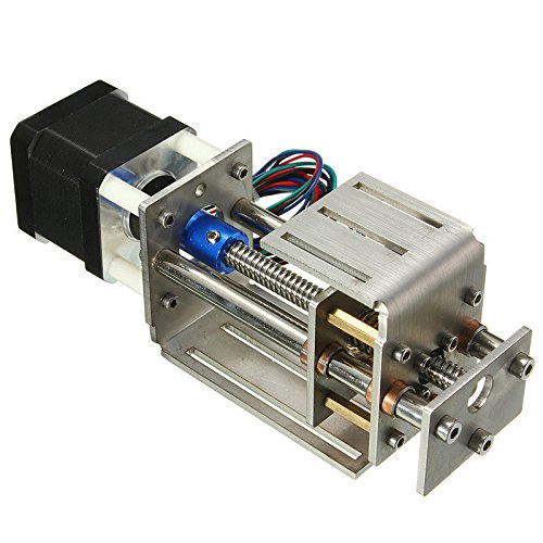 US Z Axis Slide 3 Axis 60MM DIY Milling Linear Motion CNC