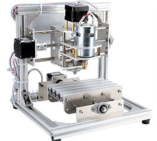 DIY CNC Router Kits 1310 GRBL Control 3 Axis Plastic Acrylic