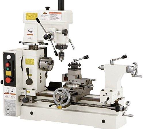 SHOP FOX M1018 Small Combo Lathe Mill   CNC Milling Machine Shop