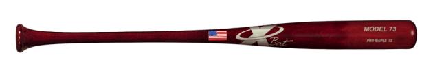 X Bat Model 73 baseball bat