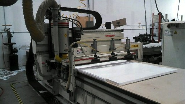 Thermwood 3 axis CNC router C350