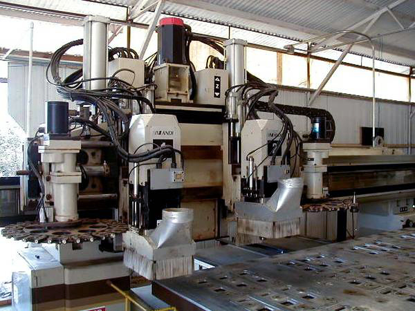 Anderson 3 axis CNC router C347
