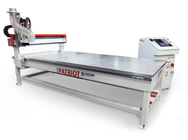 FMT 4'x8' Patriot 3 axis CNC router