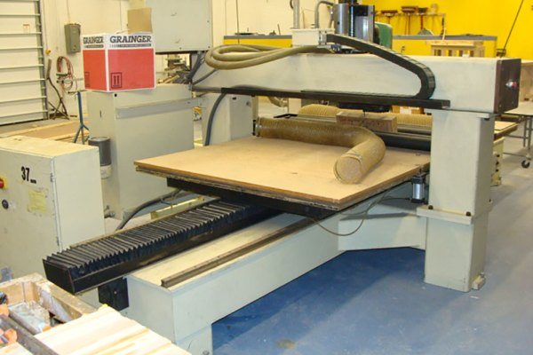 Motionmaster 3 Axis CNC Router C357 featured