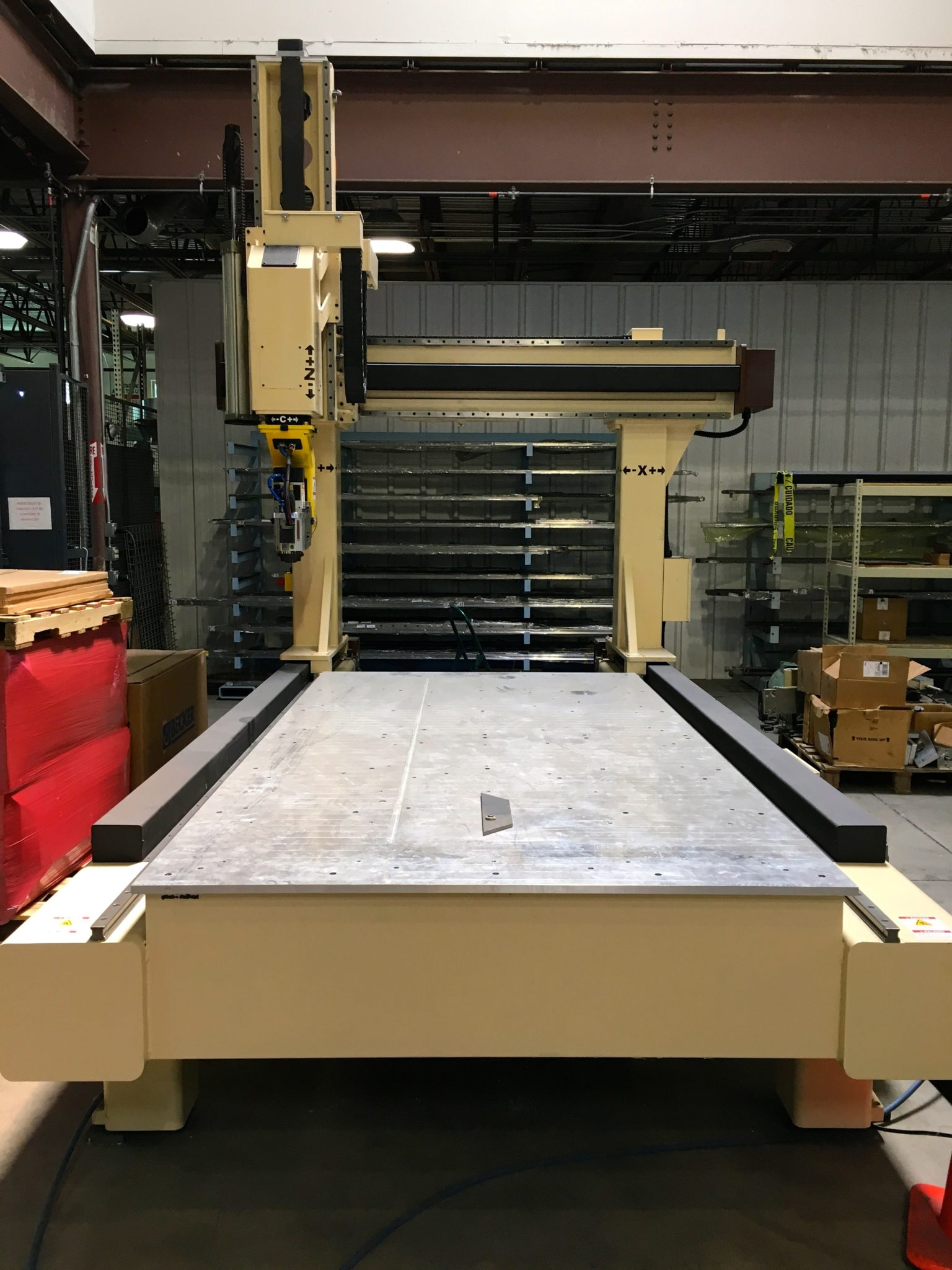 Refurbished Motionmaster CNC Router E421