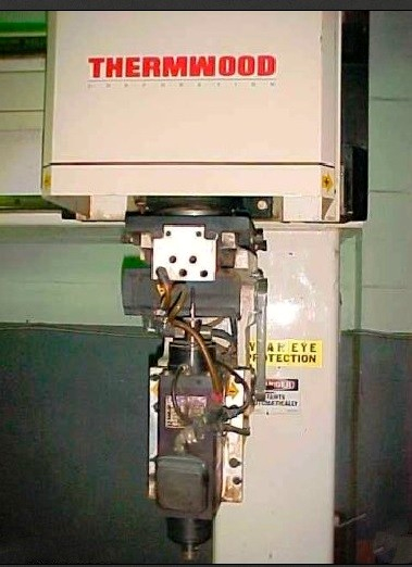 Thermwood 5 axis CNC router spindle E445