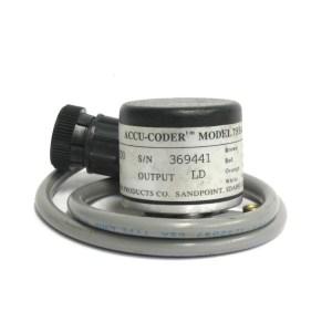 Accu-coder 755A Encoder 200 Count 5VDC