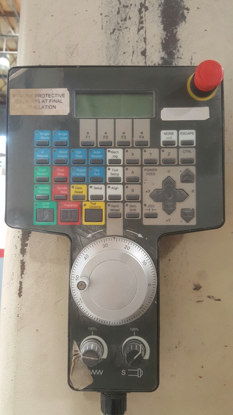 Motionmaster CNC Router Controller Remote