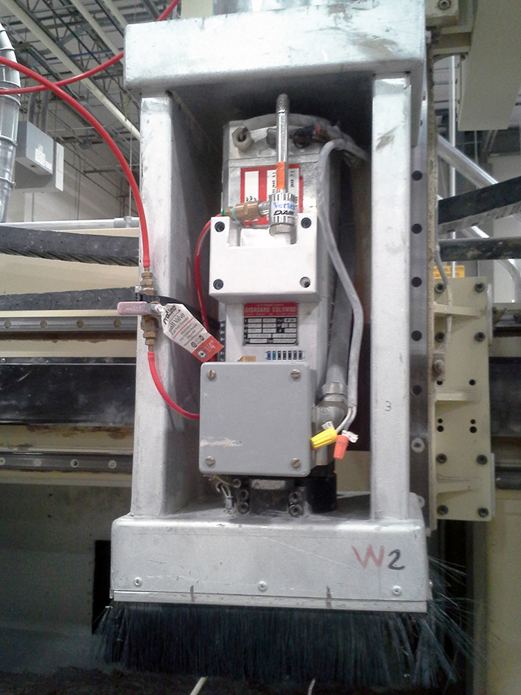 Motionmaster 5 Axis CNC Router E480 08