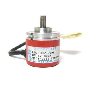 SumtaK LBJ-302-2000 Optcoder Encoder
