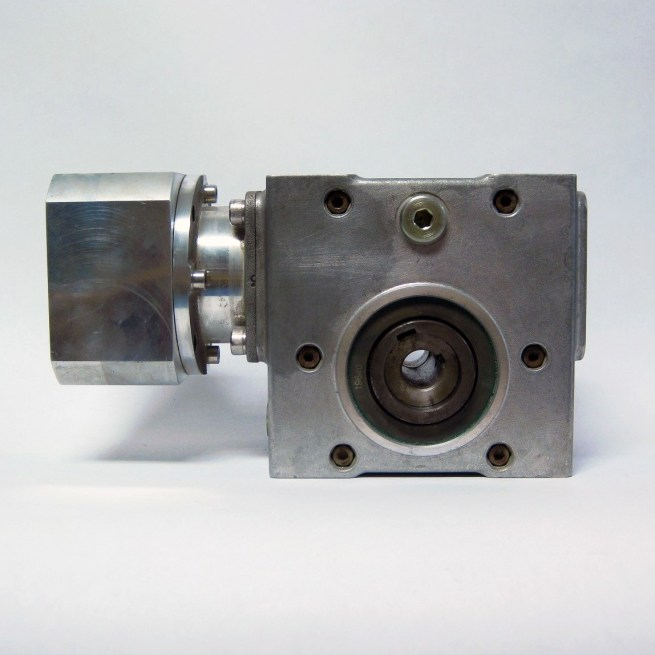 Textron B0410 A158 Cone Drive Right Angle Gear Reducer 222530682938 2