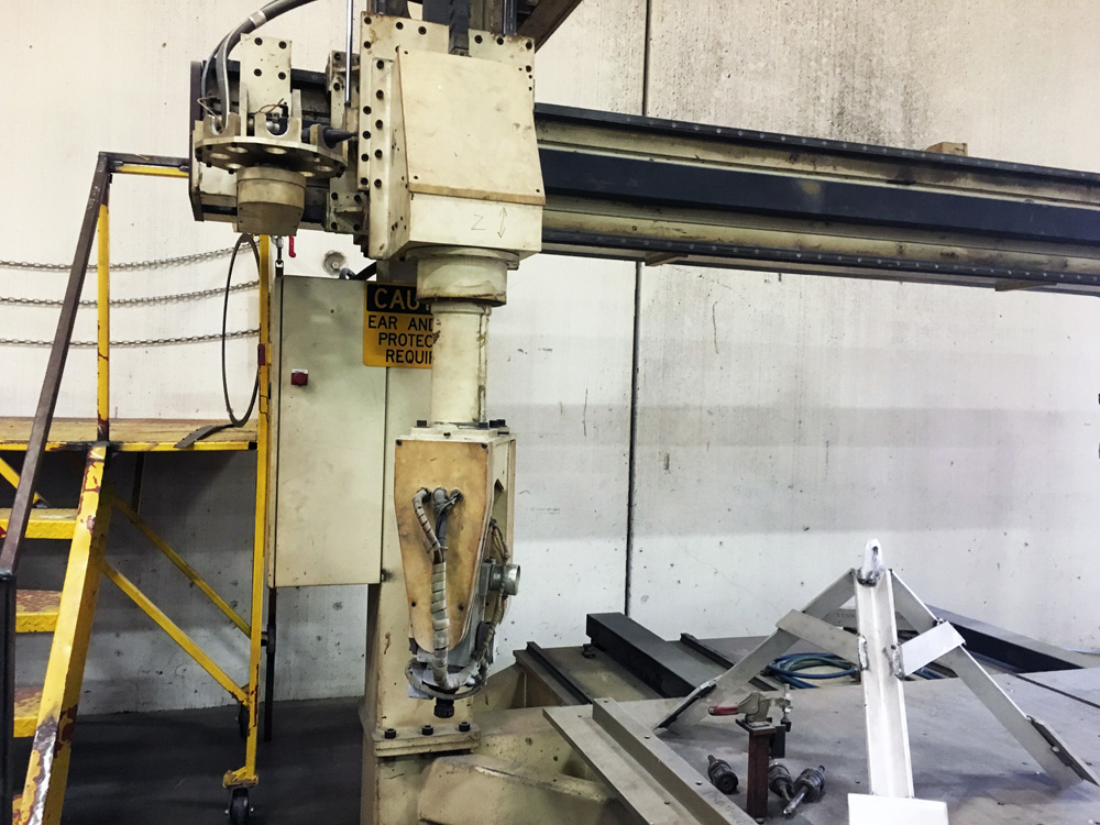 Motionmaster 5 Axis CNC Router E502
