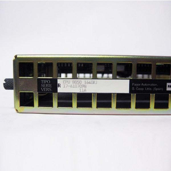 Fagor 8050 640K CPU Module