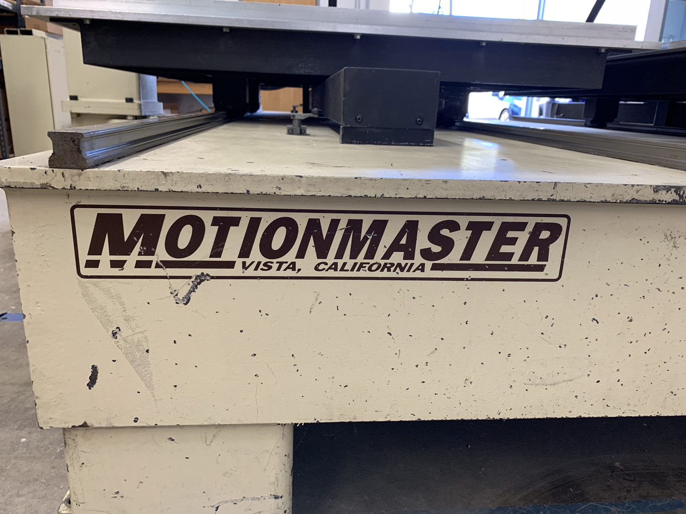 Motionmaster 5 Axis CNC Router E509