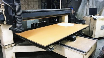 Motionmaster 3 Axis CNC Router C530