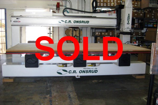 C.R. Onsrud 3 axis CNC router