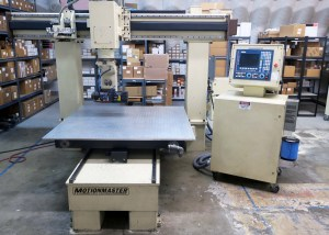 Motionmaster 5 Axis CNC Router E541
