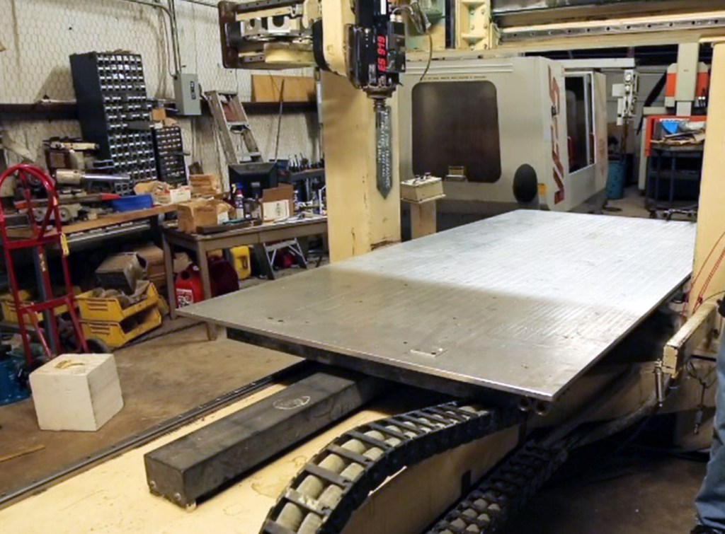 Motionmaster 5 Axis CNC Router E550