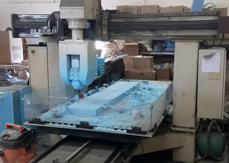 Motionmaster 5 Axis CNC Router E492