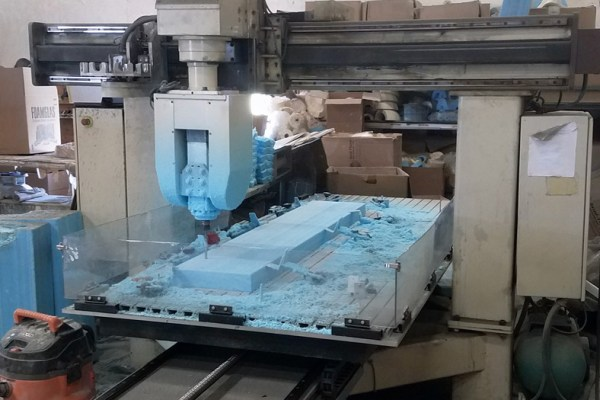 Motionmaster 5 Axis CNC Router E492 Featured