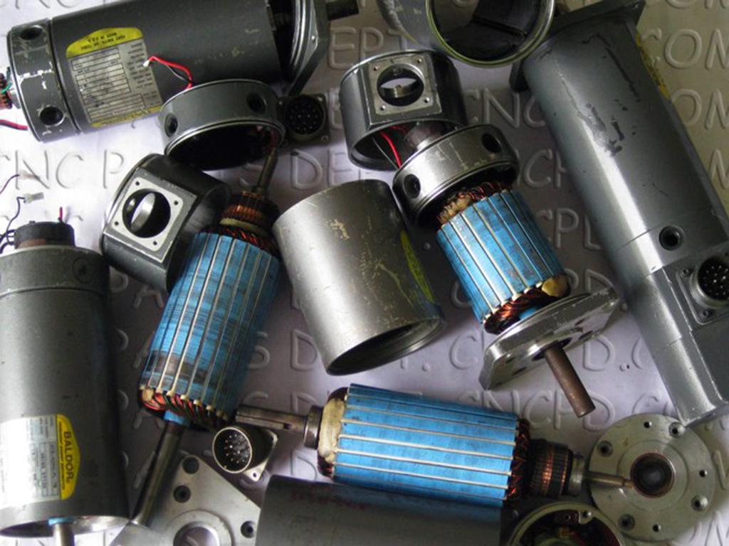 Baldor Servo Motor Repair