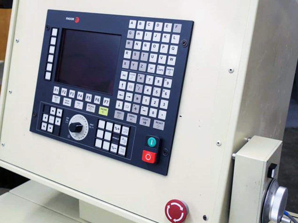 Fagor CNC  Controller Retrofit Solutions