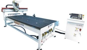FMT Patriot 5x10 Plus 3 Axis CNC Routers | CNC Parts Dept , Inc