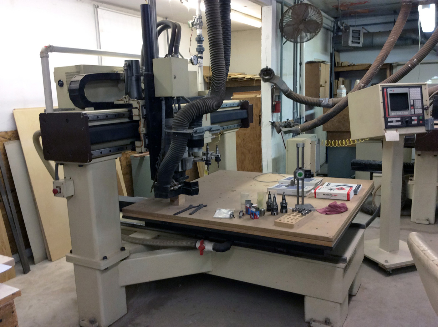 Motionmaster 3 Axis CNC Router C578