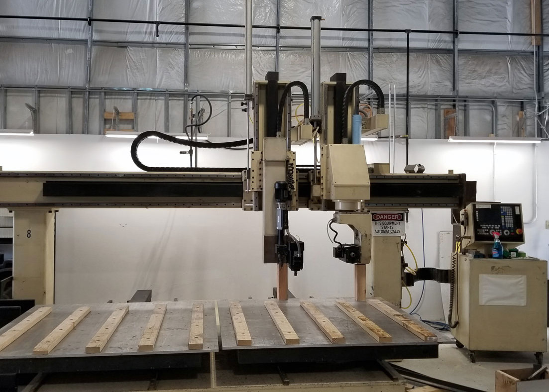 Motionmaster 5 Axis CNC Router E599