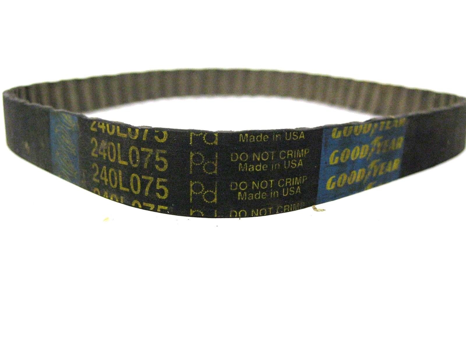 WOODS MANUFACTURING 210L075 Replacement Belt