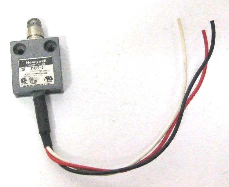 Honeywell 914CE2-3 Micro Switch, Used