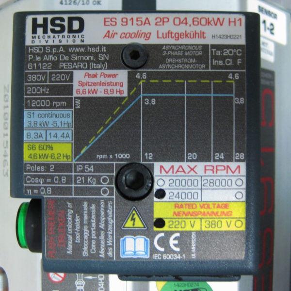 HSD ES915