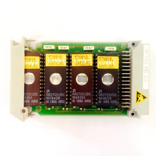 Siemens 6FX1818-1BX01-3A E-PROM Module