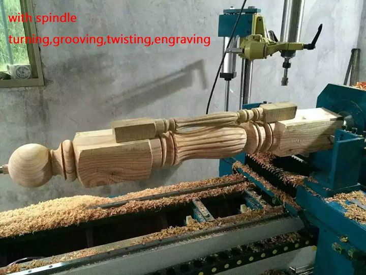 Lathe Machine For Woodworking