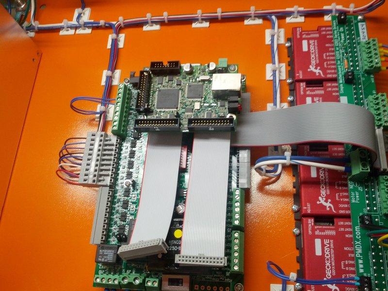 Cnc Breakout Board Wiring
