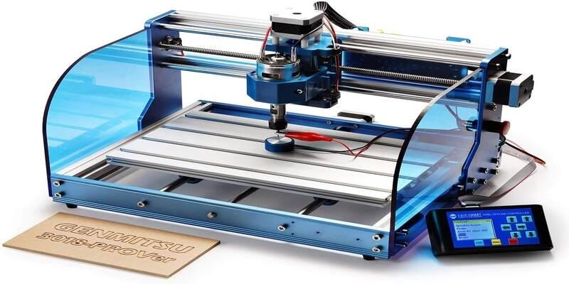 Sainsmart Genmitsu 3018 PROver CNC machine