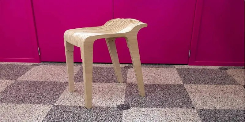 CNC Furniture Layer Chair