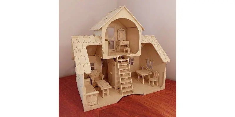 CNC Projects that Sell Doll House