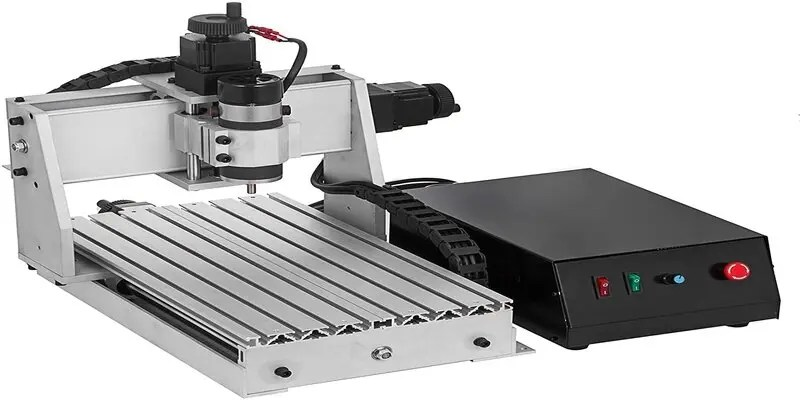 Vevor 3020 metal CNC machine for aluminum