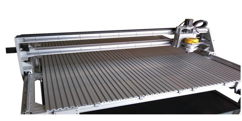 MillRight Power Route metal CNC machine for aluminum