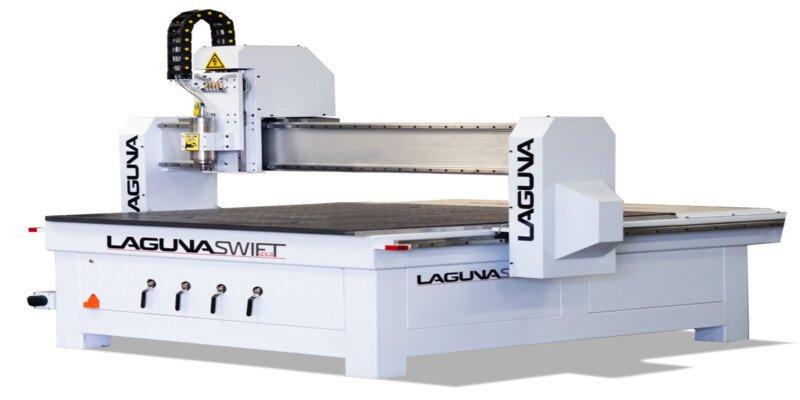 Laguna Swift metal CNC machine for aluminum